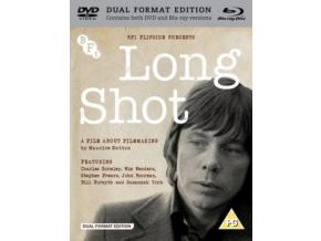 Long Shot (Dual Format) (Blu-ray + DVD)