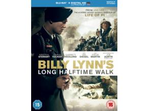 Billy LynnS Long Halftime Walk (Blu-ray)
