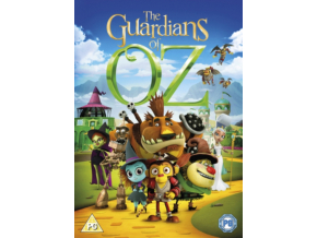 Guardians Of Oz The Dvd (DVD)