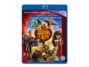 The Book Of Life (Blu-ray 3D)