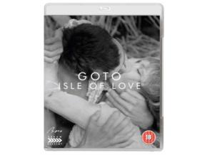 Goto Isle Of Love (Blu-ray + DVD)