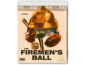 The Firemans Ball (Blu-ray + DVD)