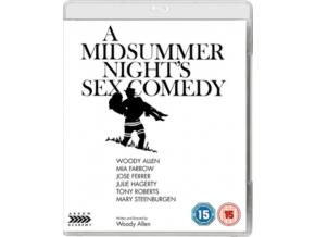 A Midsummer Nights Sex Comedy (Blu-ray)