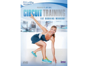 Circuit Training Fat Burning Workout  Joey Bull  Fit For Life Series (DVD)