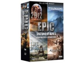 Epic Doumentaries  Prophecies  Disasters Se 4 Dvd Boxset (DVD)