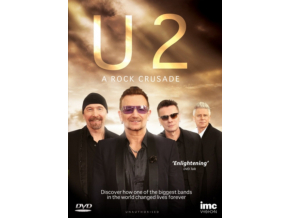 U2 A Rock Crusade (DVD)