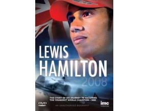Lewis Hamilton The Championship Story 2008 (DVD)