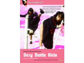 Sexy Battle Girls (DVD)