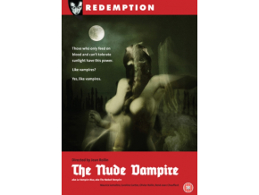 The Nude Vampire (DVD)