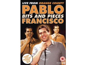 Pablo Francisco Bits And Pieces Live From Orange County (DVD)
