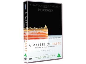 A Matter Of Taste (DVD)
