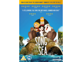 Song Of The Sea Resleeve (DVD)