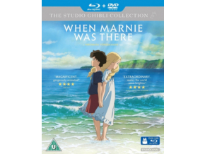 When Marnie Was There Dvdbluray Double (Blu-ray + DVD)