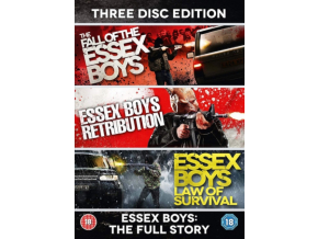 Essex Boys The Full Story20Th Anniversary Edition3 Discs (DVD)