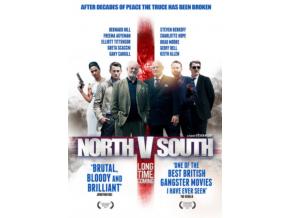 North V South Long Time Coming (Blu-ray)