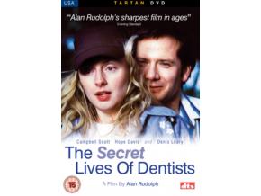 Secret Lives Of Dentists (DVD)