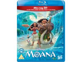 Moana 3D (Blu-ray 3D)