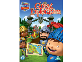 Mike The Knight  The Great Exploration (DVD)