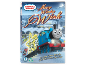 Thomas  Friends  Merry Winter Wish (DVD)