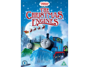 Thomas  Friends  The Christmas Engines (DVD)
