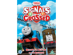 Thomas  Friends  Signals Crossed (DVD)