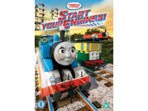 Thomas  Friends  Start Your Engines (DVD)