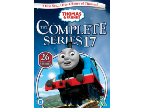 Thomas  Friends  The Complete Series 17 (DVD)