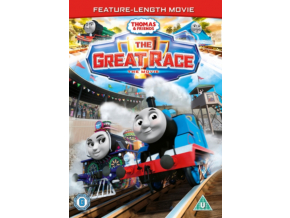 Thomas  Friends  The Great Race (DVD)