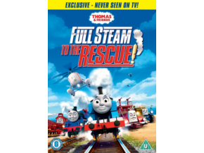 Thomas  Friends  Full Steam To The Rescue (DVD)