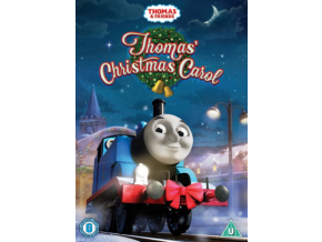 Thomas  Friends  Thomas Christmas Carol (DVD)