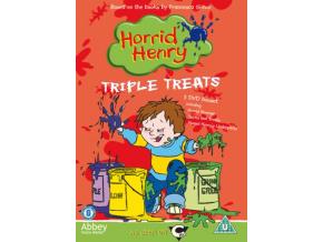 Horrid Henrys Triple Treats (DVD)