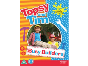 Topsy And Tim  Busy Builders (DVD)
