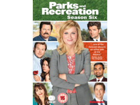 Parks  Recreation  Season 6 (DVD)
