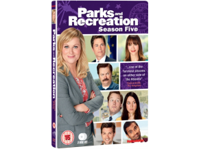 Parks  Recreation  Season 5 (DVD)