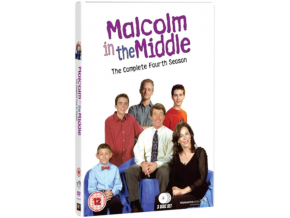 Malcolm In The Middle  Season 4 (DVD)
