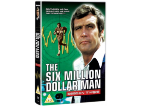 Six Million Dollar Man  Season 3 (DVD)
