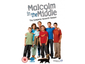 Malcolm In The Middle  Season 7 (DVD)