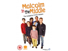 Malcolm In The Middle  Season 5 (DVD)