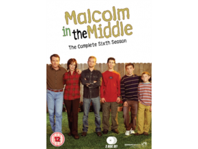 Malcolm In The Middle  Season 6 (DVD)