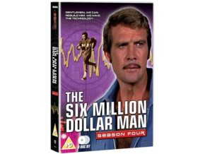 Six Million Dollar Man  Season 4 (DVD)