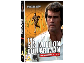 Six Million Dollar Man  Season 5 (DVD)