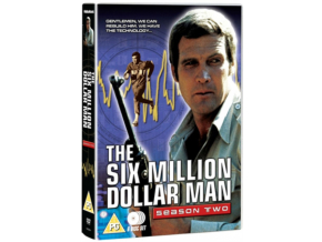 Six Million Dollar Man  Season 2 (DVD)