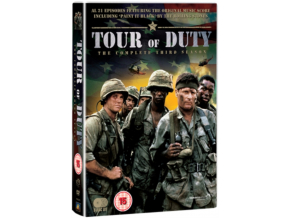 Tour Of Duty  Season 3 (DVD)