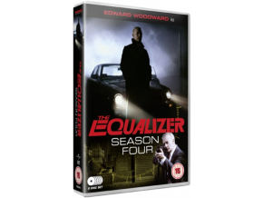 Equalizer The  Season 4 (DVD)