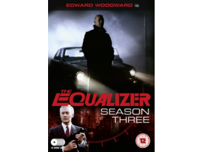 Equalizer The  Season 3 (DVD)