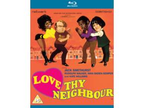 Love Thy Neighbour Film (Blu-ray)