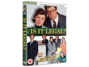 Is It Legal The Complete Second Series (DVD)