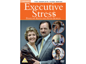 Executive Stress: The Complete Third Series (DVD)