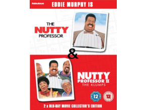 The Nutty Professor And Nutty Professor 2 Boxset (Blu-ray)