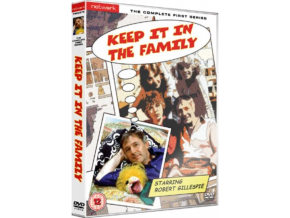 Keep It In The Family The Complete First Series (DVD)